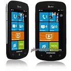 New AT&T Samsung Focus I917 Windows Phone 4 Super AMOLED Touchscreen