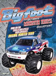 Bigfoot   The Ultimate Monster Truck Collection DVD, 2004