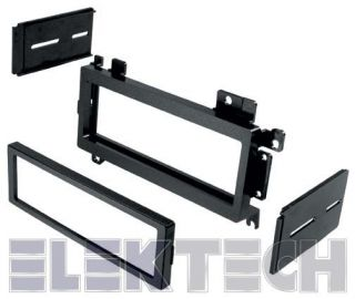95 99 DODGE NEON RADIO STEREO DASH MOUNTING MOUNT KIT (Fits Neon)