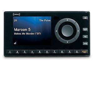SIRIUS XM Onyx Dock & Play Radio