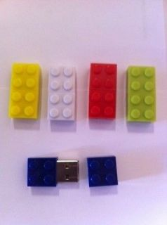 Lego Brick 4GB USB Flash Drive Memory Stick