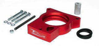 Airaid Poweraid Throttle Body Spacer 96 00 CHEVY/GMC C/K 5.7l Vortec