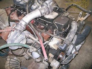 91 1/2   92   93 DODGE CUMMINS DIESEL ENGINE 5.9L 6 CYL 12 valve