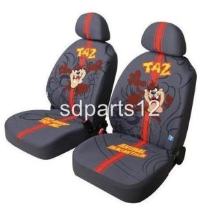SEAT COVERS SET TAZ FOR FORD FIESTA FOCUS MONDEO ESCORT KA FUSION