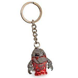 Newly listed Lego Power Miners Red Rock Monster Key Chain 852506 New