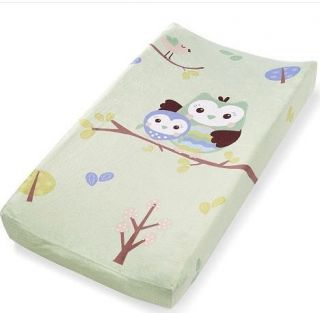Summer infant Changing Pad Pals Cover Who Loves your Owl