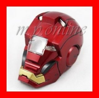 Hot Toys Iron Man MARK VI Figure 1/6 IRON MAN HELMET