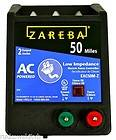 ZAREBA 100 Mile Low Impedance Electric Fence Charger A100LI Parts