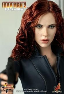 HOT TOYS BLACK WIDOW (MMS124, Iron Man 2) Scarlett Johansson 1/6