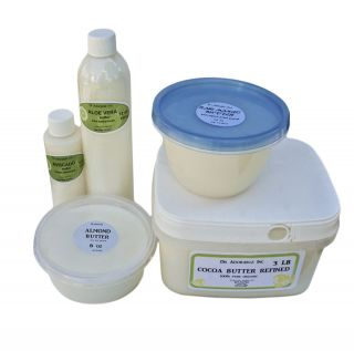 RAW ORGANIC NATURAL FRESH BUTTERS 2 OZ 4 OZ 8 OZ  UP TO 12 LB