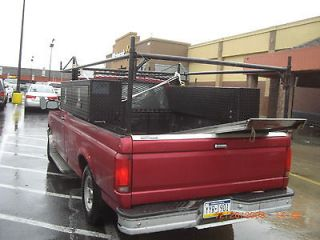 FORD F150 PICK UP TRUCK WITH TOOL BOXED AND LADDER CARRIER
