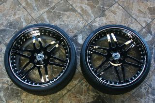 22 Asanti chrome wheels and tires for BENTLEY CONTINENTAL GT GTC