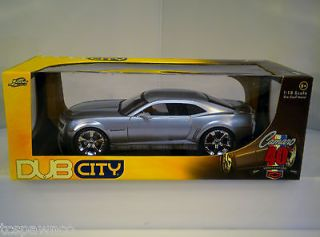 TOYS/DUB CITY/ 2006 Chevy Camaro Concept 40th Anniversary 118 Car