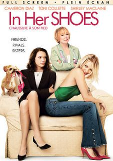 In Her Shoes DVD, 2006, Canadian Release Full Frame