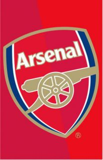 Arsenal Football Club Rug 57 X 90cm Kids Room, Boys Bedroom Official