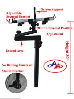 VEHICLE CAR TRUCK SUV LAPTOP NETBOOK COMPUTER NB TABLET MOUNT STAND