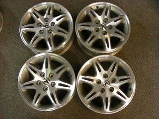99   01 16 ACURA TL OEM WHEELS RIMS
