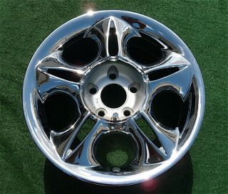 NEW Vogue VENTAGLIO 16 Chrome WHEEL Rim Cadillac Catera