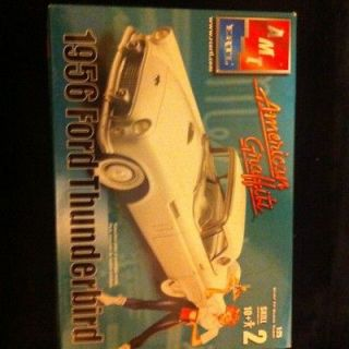 1956 Ford Thunderbird American Graffiti 125 Model Kit Amt/ERTL