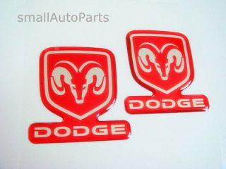 dodge ram head emblem in Decals, Emblems, & Detailing