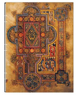 Paperblanks Writing Journal Blank Lined Book Of Kells Quoniam Ultra