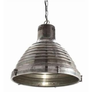 Home 46423 Kenneth Metal Glass Pendant Light NEW Interior Designer