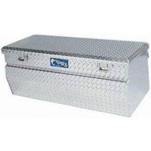 Blue Series Truck Tool Box Bed Storage 5th Fifth Wheel Diamond Plate