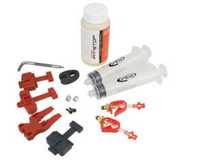 Avid Disc Brake Bleed Kit with 5.1 DOT Hydraulic Fluid