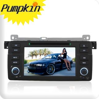 E46 318 320 325 Car DVD Player GPS Navigation Radio Stereo System
