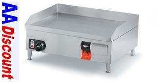 ANVIL / VOLLRATH ELECTRIC 14 FLAT GRIDDLE GRILL MODEL 40715