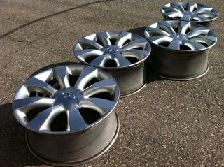 m35 m45 M37 G35 MAXIMA ALTIMA OEM stock FACTORY 18 WHEELS RIMS 5X114.3