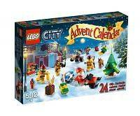 LEGO 4428 CITY ADVENT CALENDAR   NEW, UNOPENED PACKAGE