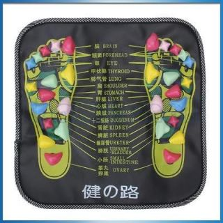 Foot Massaging Massage Pain Relieve Relief Walk Massager Mat Pad