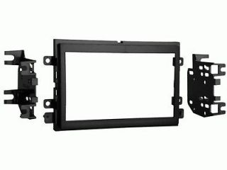 2005 2012 Ford F 250 F 350 Double DIN Radio Dash Kit METRA 95 5812