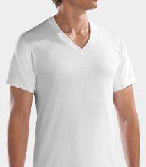 Fruit of the Loom #2525VX Mens V Neck Undershirt 3 Per Pack