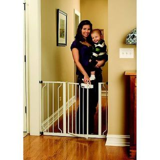 New Regalo Easy Step Open Baby Toddler Child And Pet Dog Metal Gate