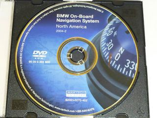 2005 BMW 330Ci 330Cic M3 Navigation DVD # 800 GPS NAV NAVI MAP DATA US