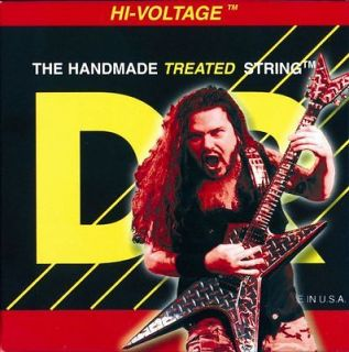 DR DBG 9/50 Electric Guitar Strings Dimebag Darrell signature gauge 9