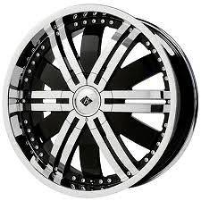 black ice rims in Wheels