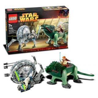 Newly listed Lego Star Wars General Grievous Chase (7255)