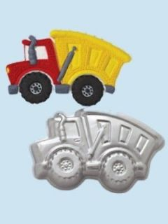 Wilton Dump Truck Cake Pan Novelty Decorating Bake Ware