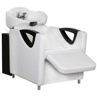 SALON EQUIPMENT BEAUTY SHAMPOO BACKWASH UNIT BOWL SU 85A