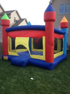 used bounce house in Inflatable Bouncers
