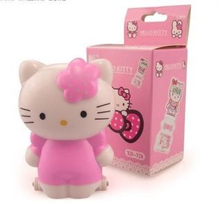 CUTE Hello Kitty Mini Pocket Collapsible Basic Electronic Calculator