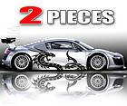 Pieces Body Graphics Stickers Decal Vinyl Car Truck Dragon #2