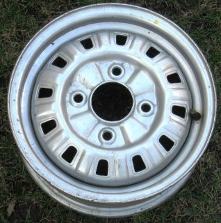 Used Honda Accord 13 Silver Wheel With 12 slots, cheap