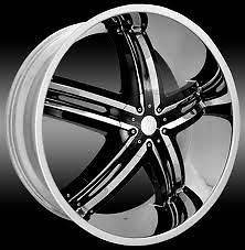 24 26 CHROME CENTER CAP RIM WHEEL MASSIV 910