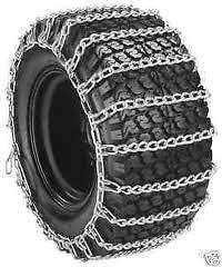 tractor tire chains in Home & Garden