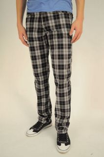Made In USA Slim Skinny Jeans For Men Plaid Color