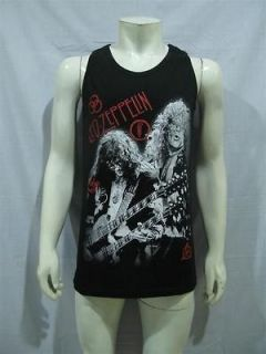 led zeppelin tank in Clothing,